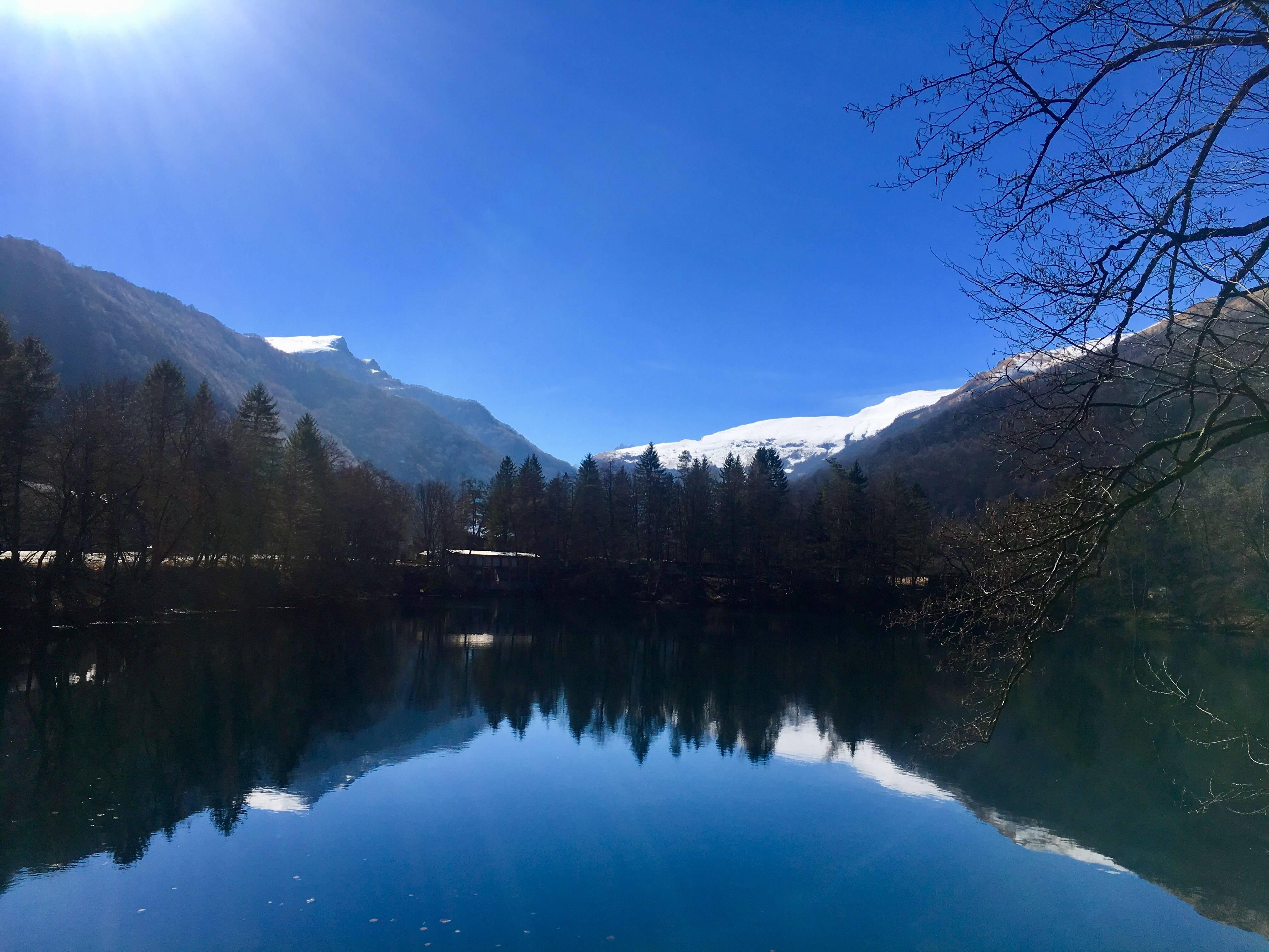 Экзамены на Голубом озере
